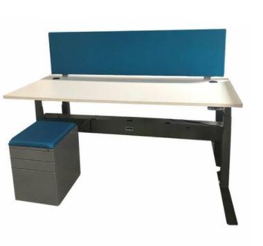 Height Adjustable Executive Desk