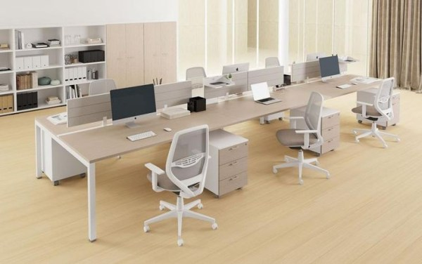 Face to face Cluster Workstation
