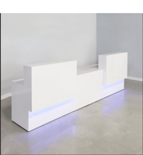 Reception Desk With Double Counter