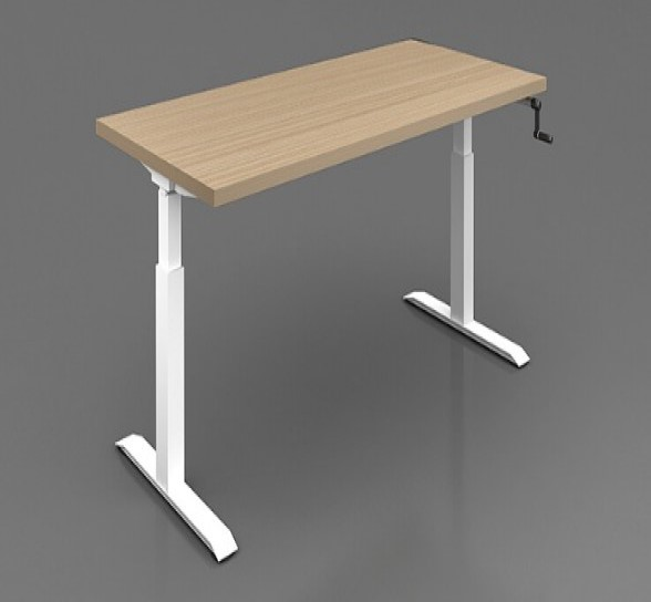 Sit Sand Height Adjustable Desk