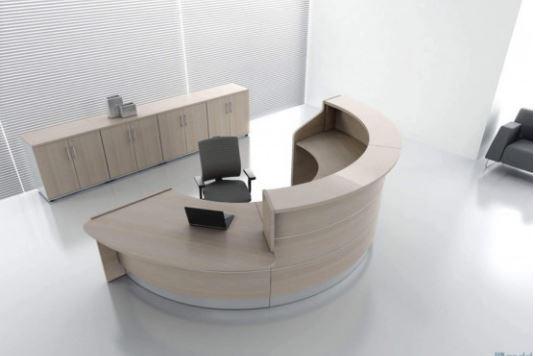 Reception Desk Modern