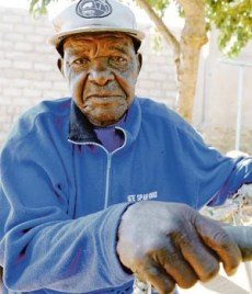 Judas Seimela says he wants to return to his ancestral land on a farm in the George's Valley Gorge near Tzaneen. Picture: Lucky Nxumalo
