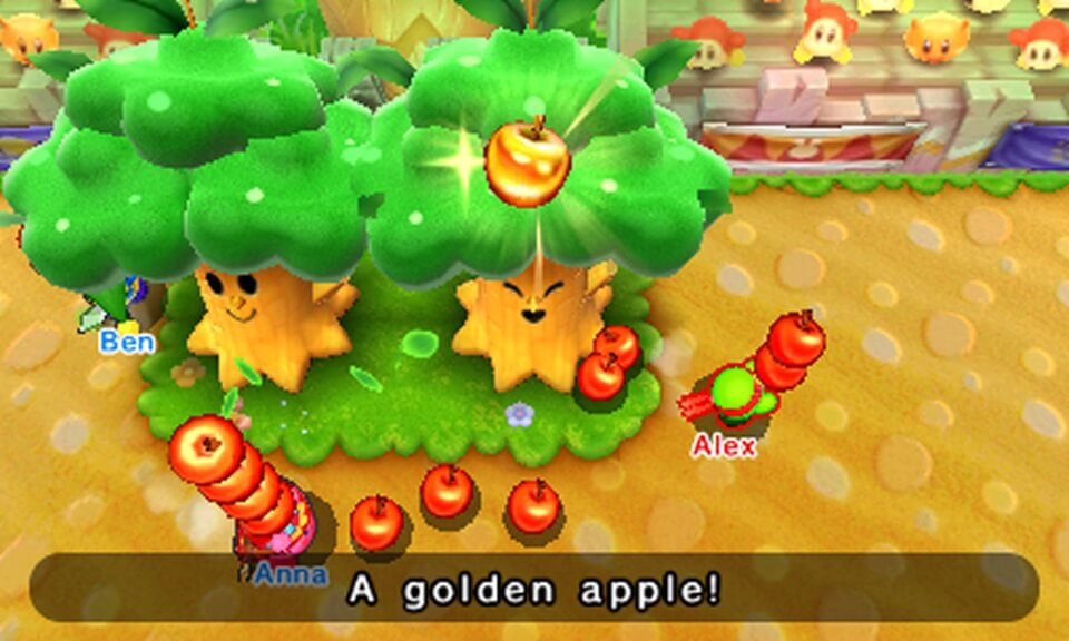 3DS_KirbyBattleRoyale_img_AppleScramble_GoldenApple_LR