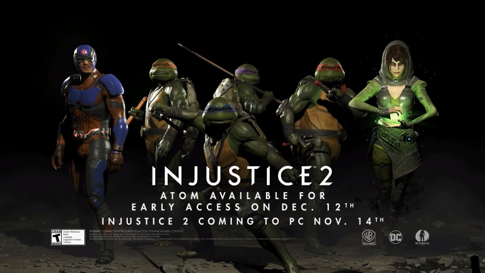 Injustice2DLCvideo
