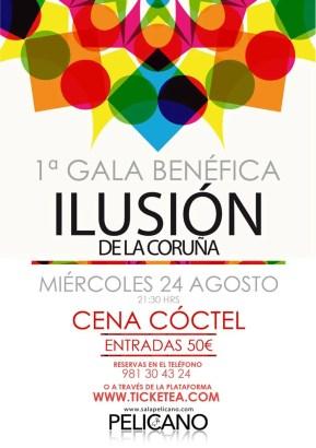 Gala Benefica Ilusion