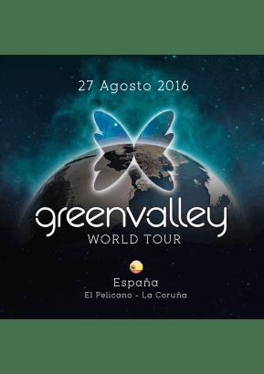 green valley world tour