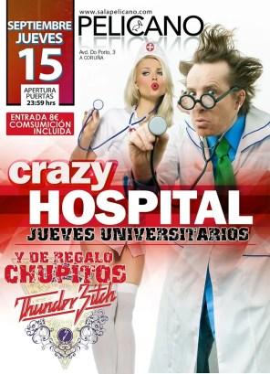 crazy hospital