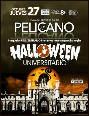 Halloween Universitario