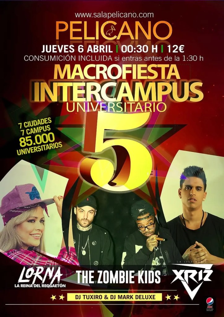 Macrofiesta Intercampus