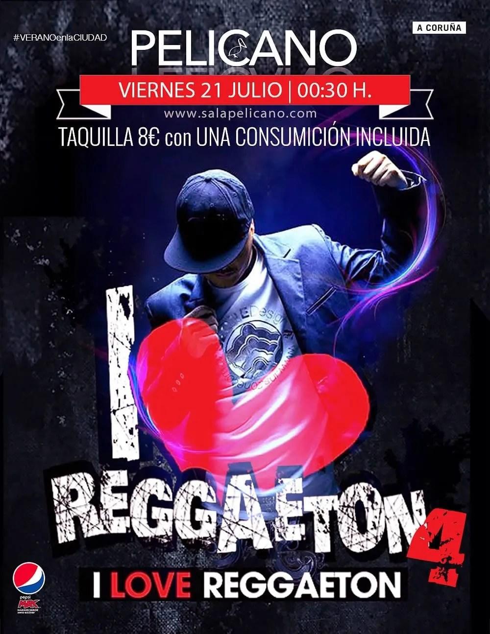 I Love Reggaeton 4