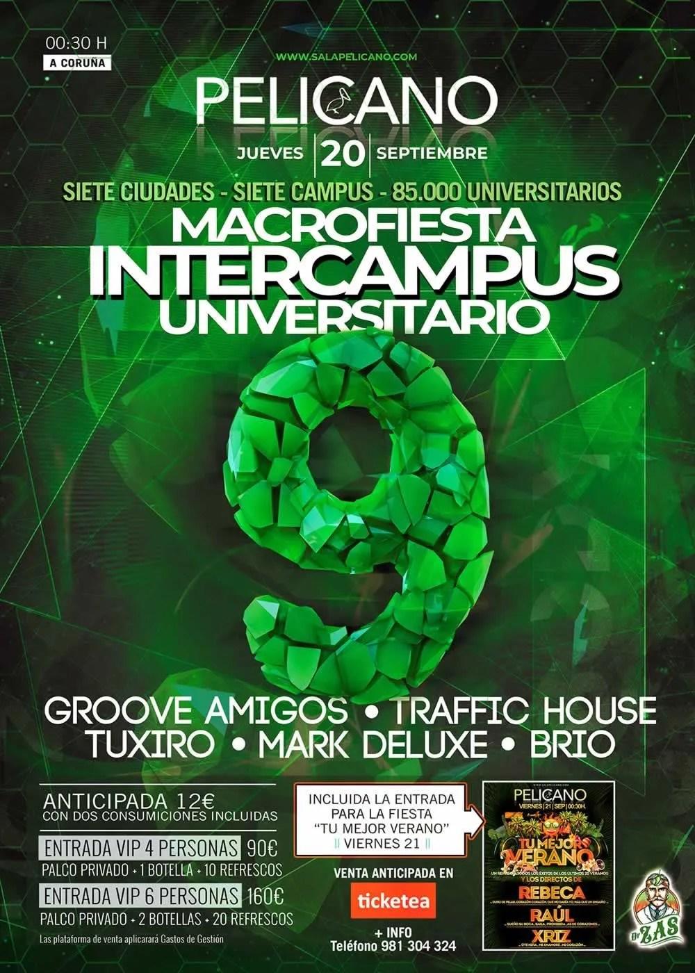 Macrofiesta Intercampus Universitario 9