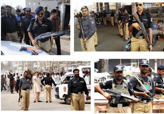 karachi police constable salary