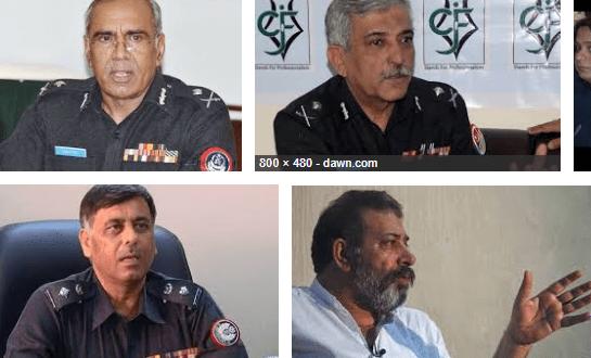 Pakistan Police Ranks And Salaries 2019