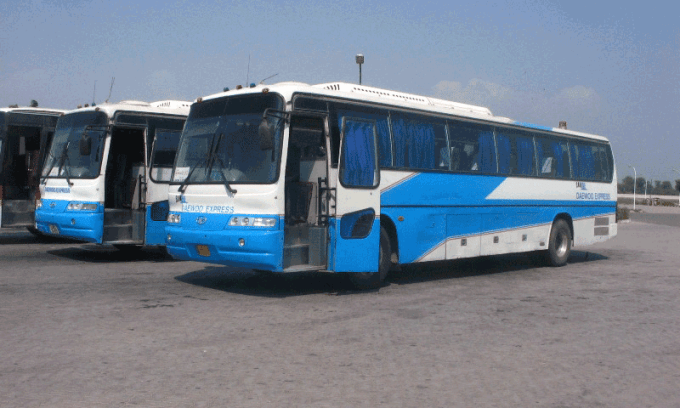 Daewoo Bus Hostess Salary