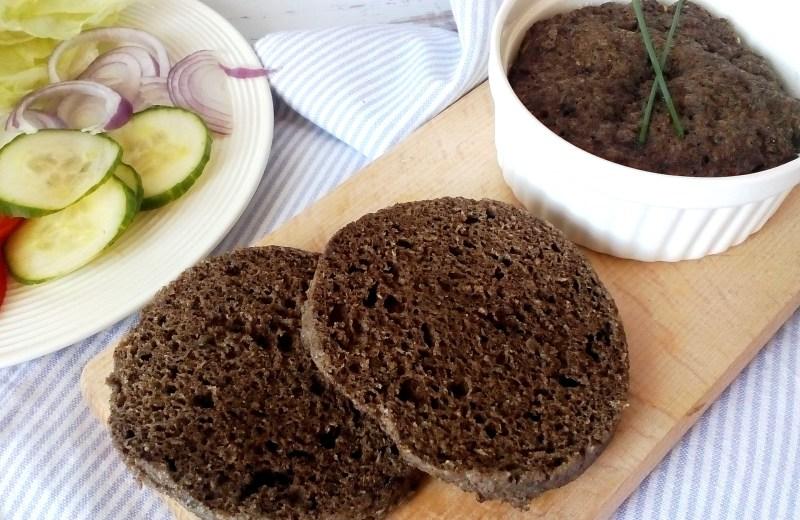 Gluténmentes zsemle recept