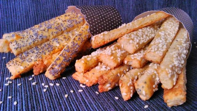 Diétás sajtos rúd Dia Wellness lisztből