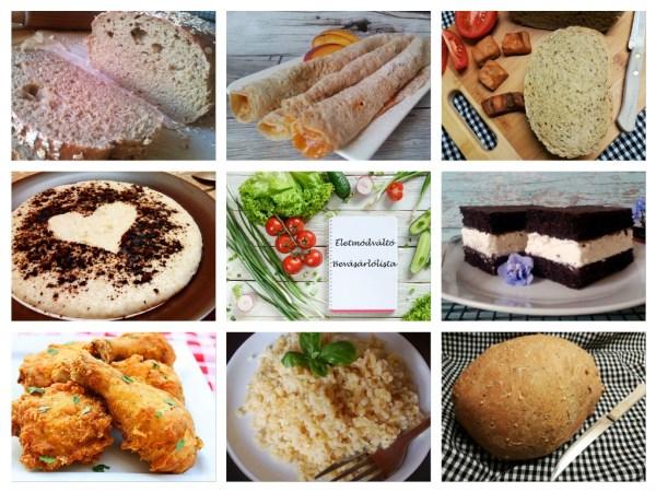 Legjobb diétás receptek