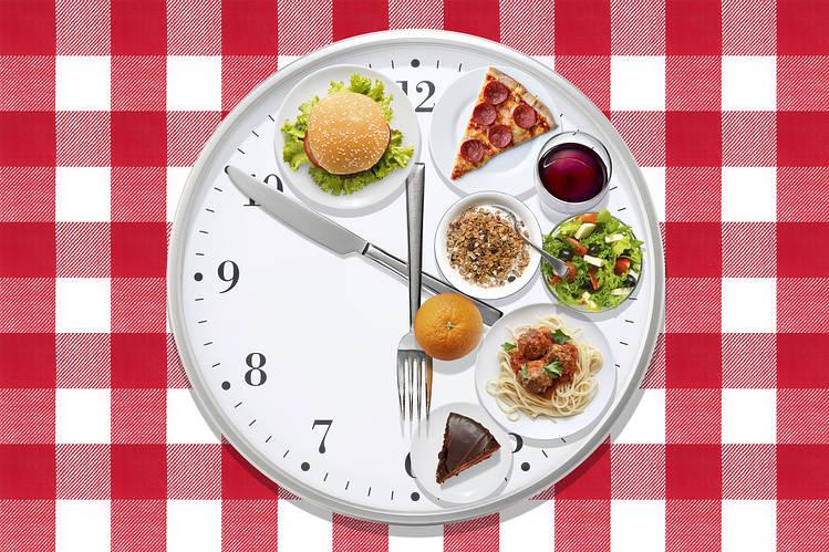 Életmódváltás lépésről lépésre: Mikor mit egyek, ha fogyni akarok?