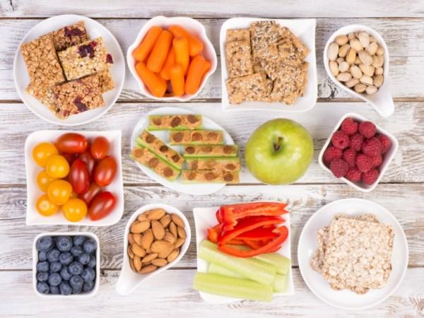 Diétás nasik, rágcsálnivaló ötletek