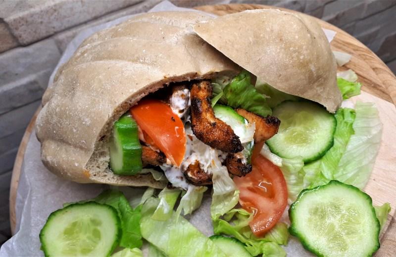 Házi diétás pita recept Dia Wellness szénhidrátcsökkentett lisztből
