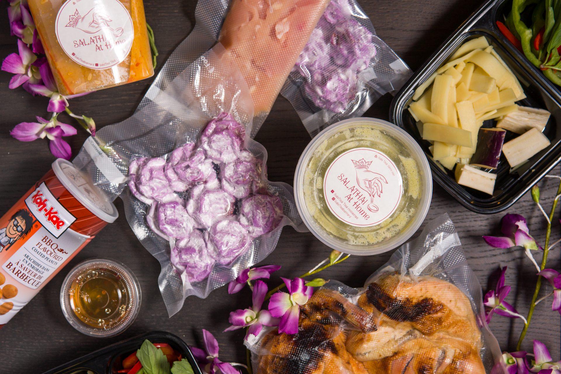 sala thai thai food burrard