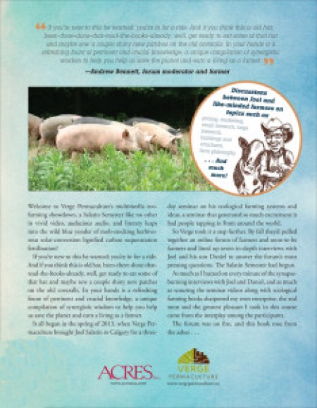 The Salatin Semester - guidebook - back cover