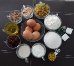 Ingredientes ( parte)