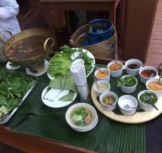 Complementos de tempero para a sopa
