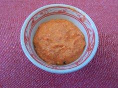 Patê de pimentão pronto