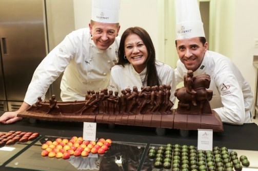 Renata Arassiro - CHOCOLATE ACADEMY SP