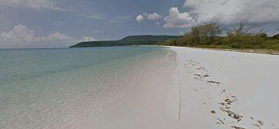 long beach koh rong