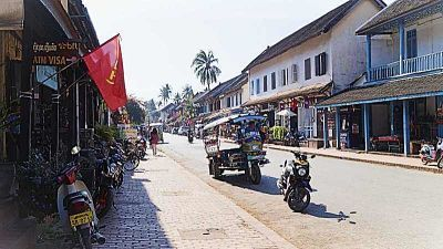 Luang Prabang en Laos