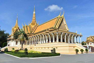 Palacio-Real-de-Phnom-Penh