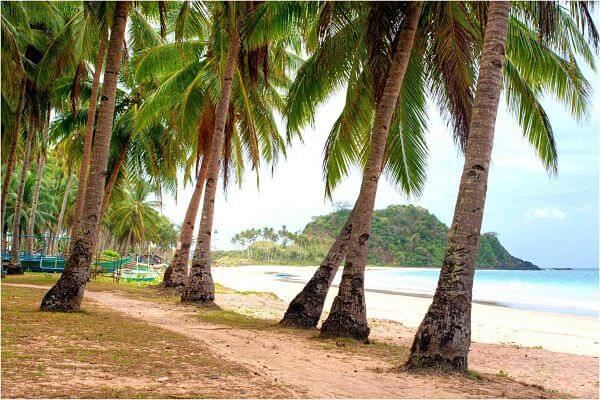 Long_Nacpan_beach