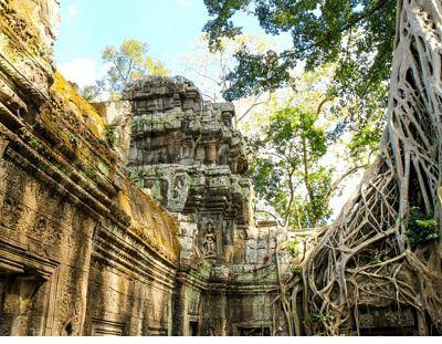 Viaje de Aventura en grupo Laos Camboya