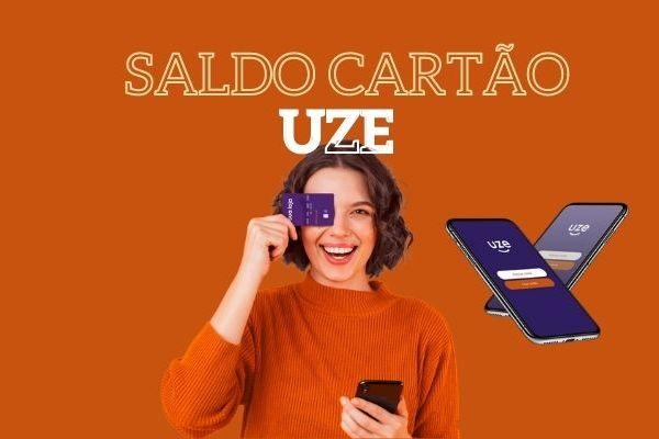 Saldo cartão rede UZE
