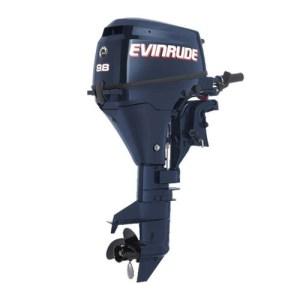 2014 EVINRUDE E10RL4 OUTBOARD MOTOR