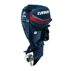 2014 EVINRUDE E115DBX OUTBOARD MOTOR