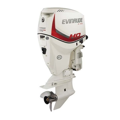 2014 EVINRUDE E135HCX OUTBOARD MOTOR