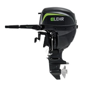 2014 LEHR 15 HP LP15AS OUTBOARD MOTOR