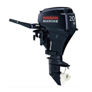 2015 NISSAN 20 HP NSF20C2 OUTBOARD MOTOR