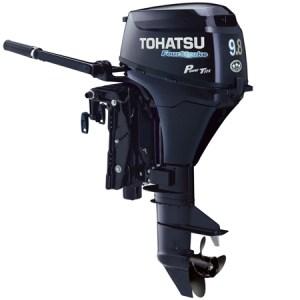 2017 Tohatsu 9.8 HP MFS9.8A3EFTUL Outboard Motor