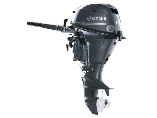 2017 Yamaha F15 SMHA Outboard Motor