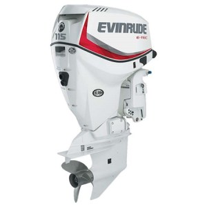 2018 Evinrude E-TEC 115 HP E115DSL Outboard Motor