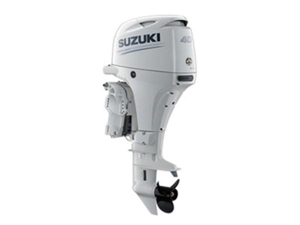 2018 Suzuki 40 HP DF40A Outboard Motor