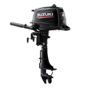 2018 Suzuki Marine 4 HP DF4A Outboard Motor