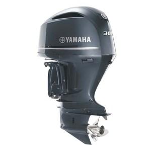 2018 Yamaha F300 V6 4.2L Digital 25 F300XCA Outboard Motor