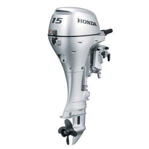 2019 HONDA 15 HP BF15D3SHS Outboard Motor