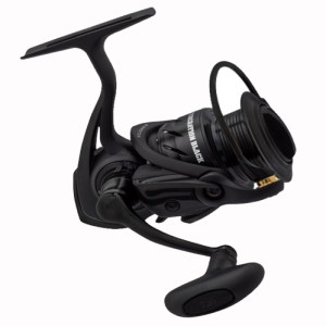 DAIWA GENERATION BLACK REELS (MEDIUM SIZES)