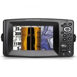 HUMMINBIRD 899CI HD SI CHARTPLOTTER FISHFINDER COMBO